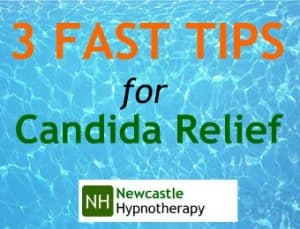 candida hypnosis relief