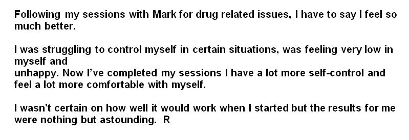Drug addiction review newcastle hypnotherapy